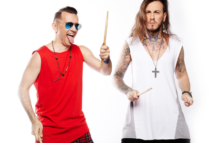 Барабанное шоу MF DrumShow стали «Музыкантами года»