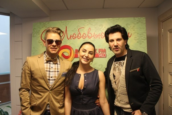 Радиоэфир «Восток FM». Финал конкурса «Востоковидение 2015″. 30 марта 2015.
