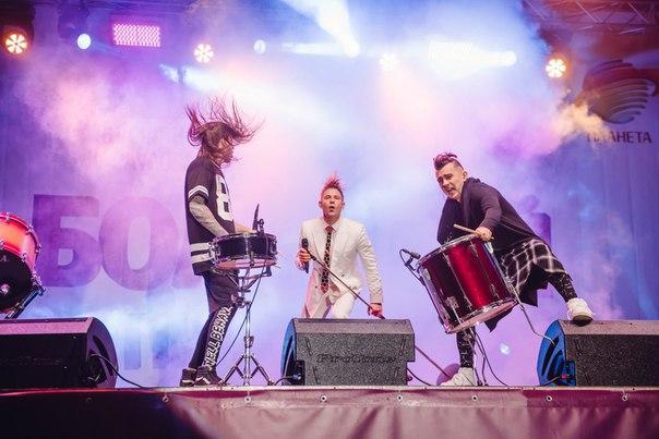 Концерт в ТРЦ «Планета» Красноярск (16.04.2016)