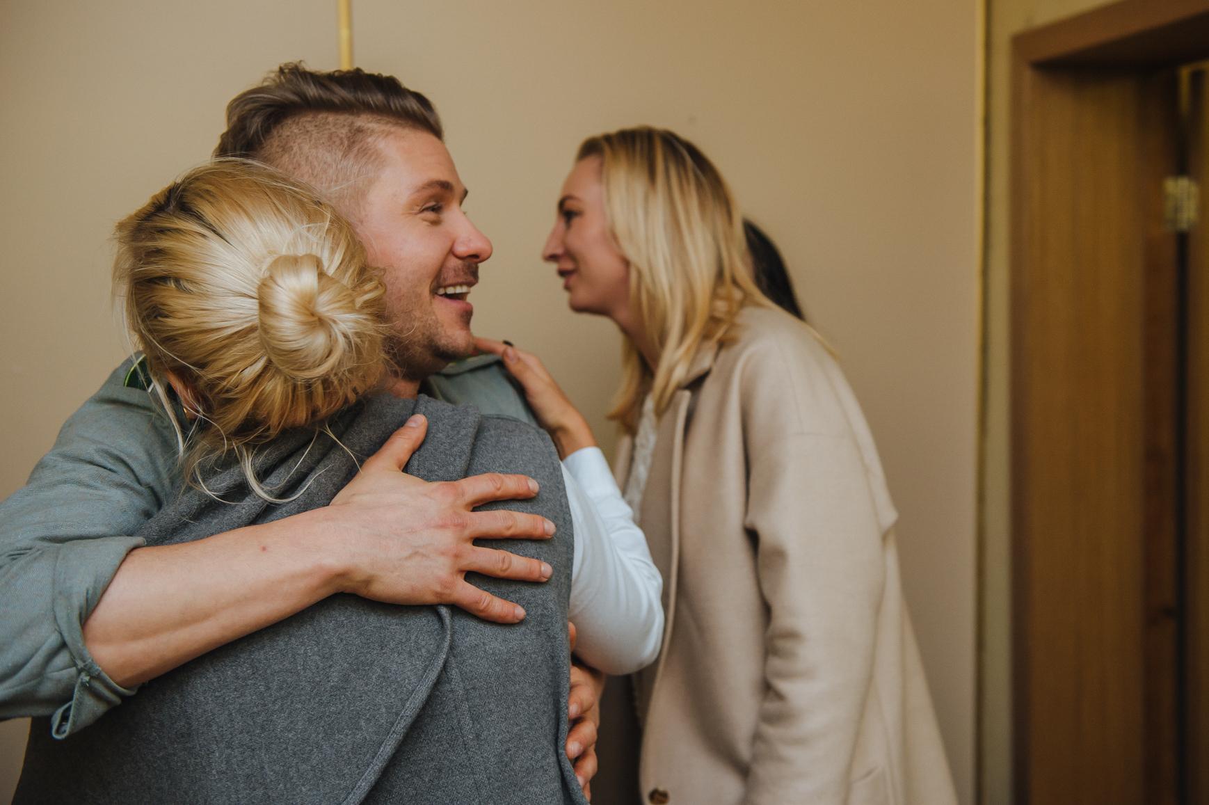Катя Гордон и Митя Фомин собираются пожениться - Woman s Day 17