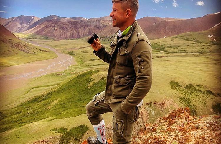 О путешествии на Алтай для HELLO!