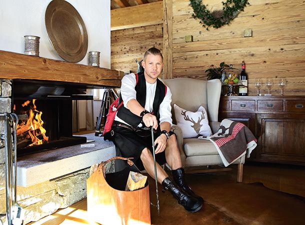Общежитие по-австрийски: Митя Фомин о своем необычном отдыхе на курорте Лех