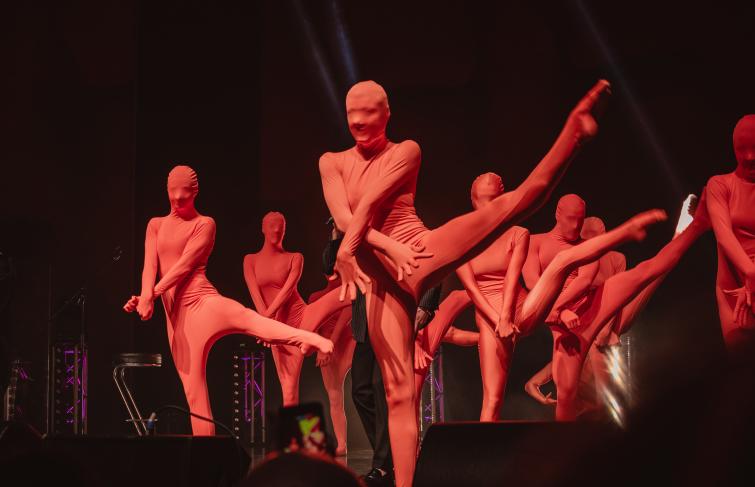 Концерт «Акустика / Инфинум». Декабрь 2018